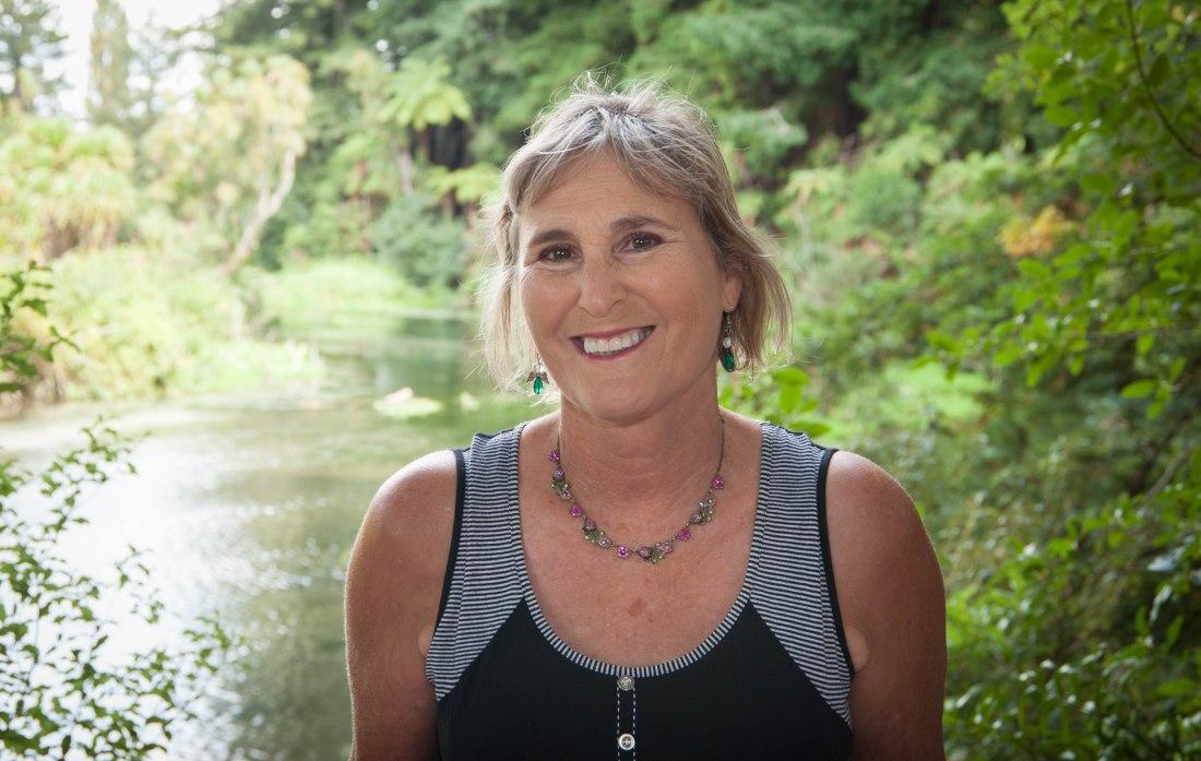 Angie Belcher, writer